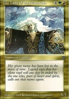 Legends: The Lady of the Mountain