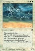 Legends: Thunder Spirit