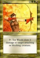 Legends: Tor Wauki