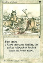 Legends: Tundra Wolves