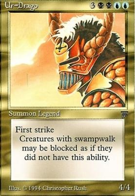 Legends: Ur-Drago