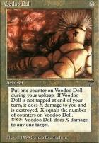 Legends: Voodoo Doll