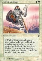 Legends: Wall of Caltrops