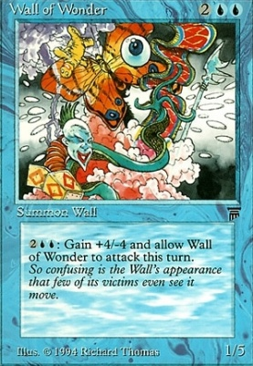 Legends: Wall of Wonder