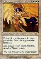 Legions Foil: Akroma, Angel of Wrath