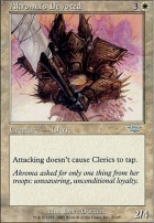 Legions Foil: Akroma's Devoted