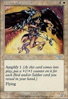 Legions: Aven Warhawk