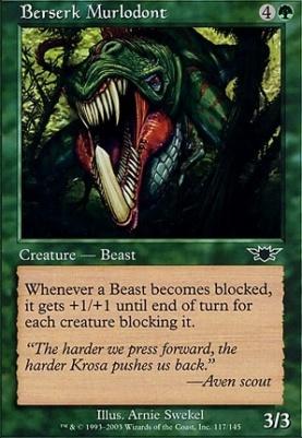 Legions: Berserk Murlodont