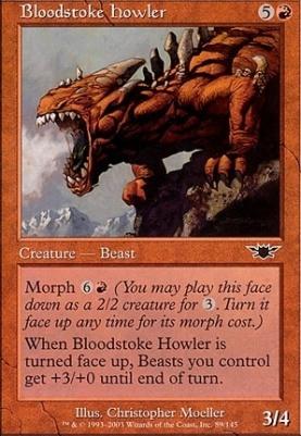 Legions: Bloodstoke Howler