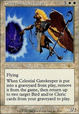 Legions: Celestial Gatekeeper