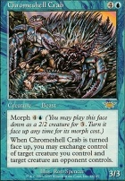 Legions: Chromeshell Crab