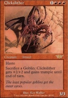Legions Foil: Clickslither