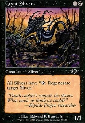 Legions: Crypt Sliver