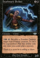 Legions Foil: Deathmark Prelate
