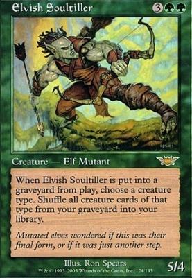 Legions: Elvish Soultiller