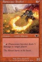 Legions Foil: Flamewave Invoker