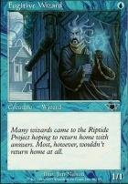 Legions Foil: Fugitive Wizard