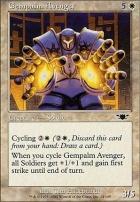Legions Foil: Gempalm Avenger