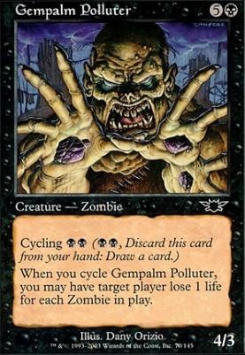 Legions: Gempalm Polluter