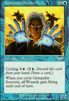 Legions: Gempalm Sorcerer