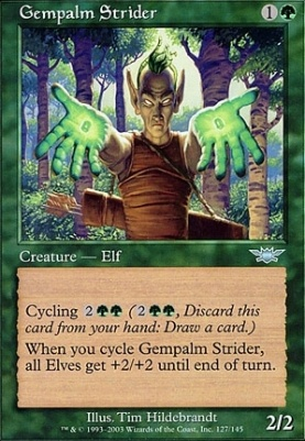 Legions: Gempalm Strider