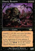 Legions Foil: Ghastly Remains
