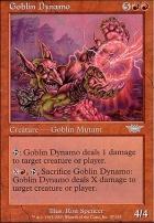 Legions Foil: Goblin Dynamo