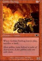 Legions Foil: Goblin Firebug