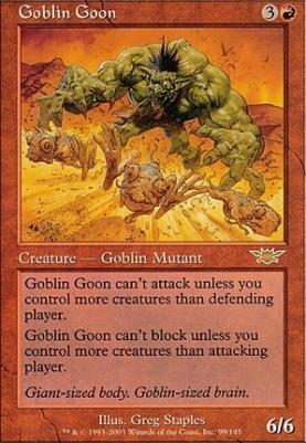 Legions: Goblin Goon