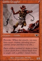 Legions: Goblin Grappler