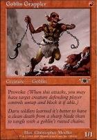 Legions Foil: Goblin Grappler