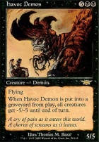 Legions: Havoc Demon