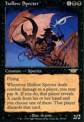 Legions: Hollow Specter