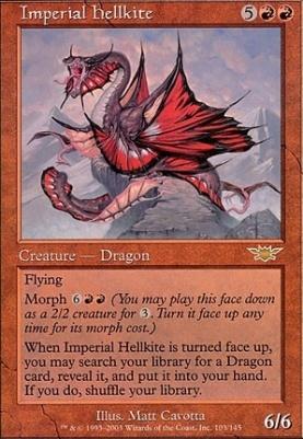 Legions: Imperial Hellkite