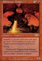 Legions Foil: Kilnmouth Dragon