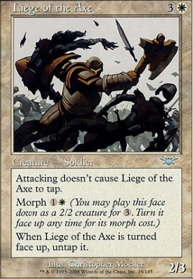 Legions: Liege of the Axe