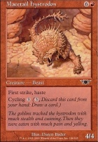 Legions Foil: Macetail Hystrodon