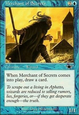 Legions: Merchant of Secrets