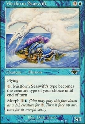 Legions: Mistform Seaswift
