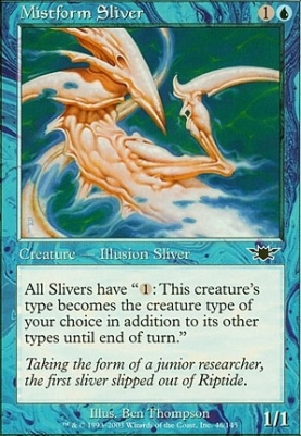 Legions: Mistform Sliver