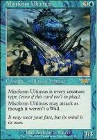 Legions: Mistform Ultimus