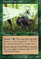 Legions Foil: Patron of the Wild