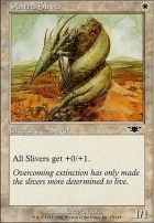 Legions: Plated Sliver