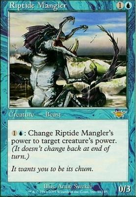 Legions: Riptide Mangler