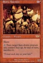 Legions Foil: Skirk Alarmist