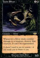 Legions: Toxin Sliver