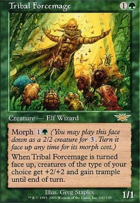 Legions: Tribal Forcemage