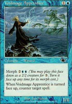 Legions Foil: Voidmage Apprentice