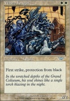 Legions Foil: White Knight