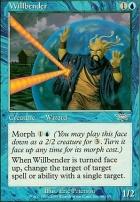 Legions Foil: Willbender